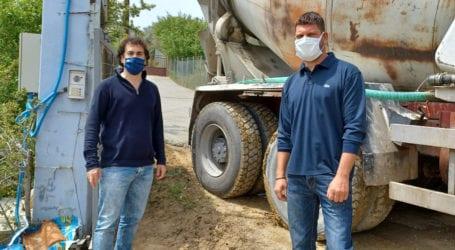 Αργύρης Κοπάνας: 1 εκατ. ευρώ για τσιμεντοστρώσεις χωμάτινων δρόμων στις δημοτικές ενότητες