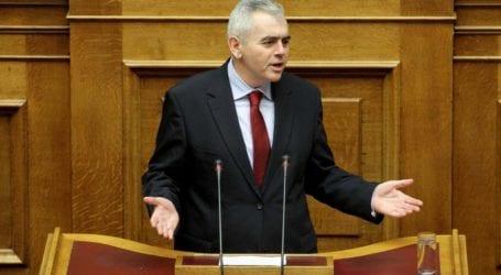 Χαρακόπουλος: Ζητά αρωγή σε παγετόπληκτους αγρότες, κονσερβοποιούς και εργαζόμενους