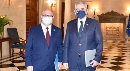 Χαρακόπουλος στη «Φωνή της Ελλάδας»: Πρώτη φορά Έλληνας πρωθυπουργός συναντά τη Διακοινοβουλευτική Συνέλευση Ορθοδοξίας
