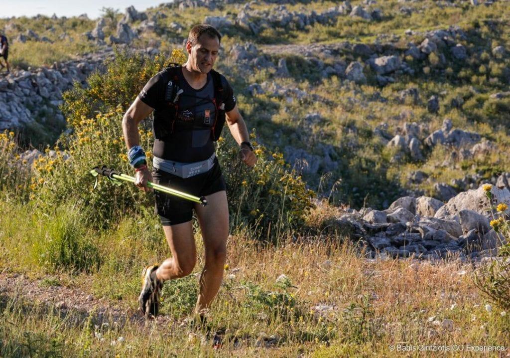 Απόστολος Μπαρμπούλης 46 χλμ Λαιλιάς Σερρών