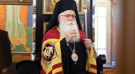 LIVE: Όρθρος και αρχιερατική θεία λειτουργία στον Ι.Ν. Πέτρου και Παύλου