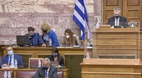 Χαρακόπουλος στη βουλή: Η τηλεργασία φέρνει επανάσταση στον τρόπο λειτουργίας του δημοσίου!