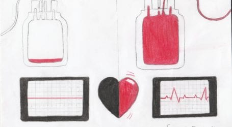 Βόλος: Βραβεύτηκαν μαθητές στο πλαίσιο εθελοντικής αιμοδοσίας