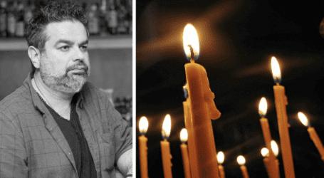Οι Βολιώτες αποχαιρετούν τον 46χρονο Βαλάντη Χούμο: «Πες μας οτι μας κάνεις πρωταπριλιάτικη πλάκα»