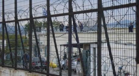 Βόλος: Ανταρσία στις φυλακές – Έβαλαν φωτιά σε στρώματα
