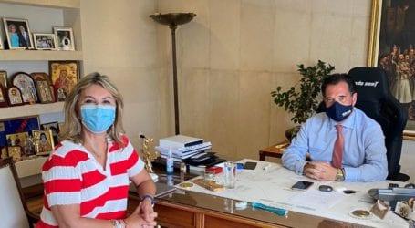 Ζ. Μακρή σε Α. Γεωργιάδη: «Καταλυτική η συμβολή του ΕΣΠΑ στην μεταρρύθμιση της εκπαιδευτικής διαδικασίας»