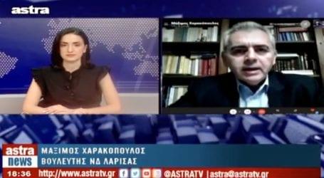 Χαρακόπουλος για επίσκεψη Τσαβούσογλου: Η Τουρκία υποχρεώθηκε να αλλάξει τακτική έναντι της Ελλάδας