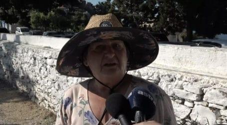 Ψιθυριζόταν στο νησί οτι αυτός τη σκότωσε – Μιλάει στο TheNewspaper η νεωκόρος του Κοιμητηρίου Αλοννήσου