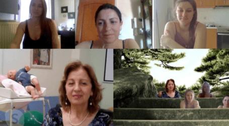 Ένας χρόνος Πανδημίας με παροχή Δωρεάν Διαδικτυακών Μαθημάτων Ανώδυνου Τοκετού