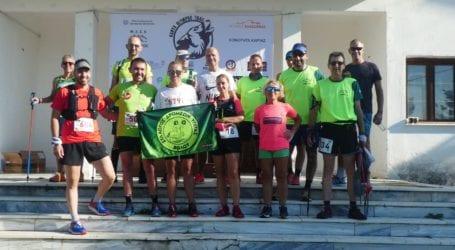 Εντυπωσίασαν σε αγώνες από 263 χιλιόμετρα ως 100 μέτρα, από τον Βόλο ως και την Ελβετία οι αθλητές του ΣΔΥ Βόλου