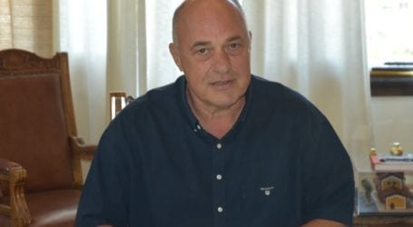 Μπέος: Μέχρι 15 Ιουλίου θα έχει νερό η Αγριά