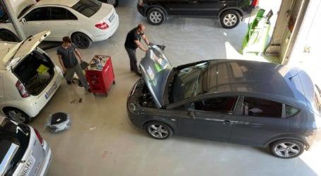 Βόλος: Αυξημένη η κίνηση στα συνεργεία αυτοκινήτων μετά το lockdown