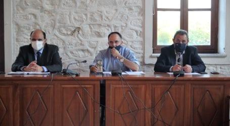 Χρ. Τριαντόπουλος από την Σκιάθο: Συνεργασία όλων για την ευημερία της επόμενης ημέρας