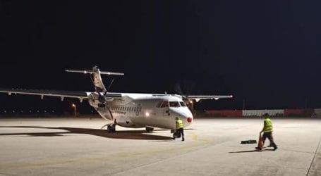 Βόλος – Ηράκλειο: Ικανοποιητική πληρότητα στο παρθενικό ταξίδι της Sky Express