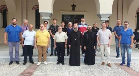 Νέοι Πτυχιούχοι Ιεροψάλτες από την Σχολή Βυζαντινής Μουσικής