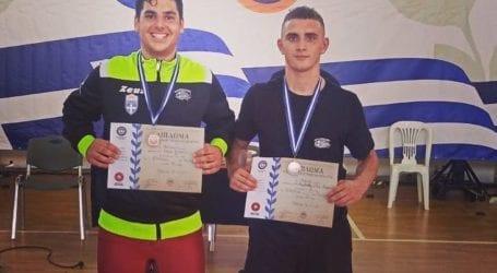 Επιτυχίες Βολιωτών στο Πανελλήνιο πρωτάθλημα Ελεύθερης Πάλης