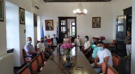 Προσδοκίες από την επίσκεψη του Προέδρου του ΕΛΓΑ στη Ζαγορά