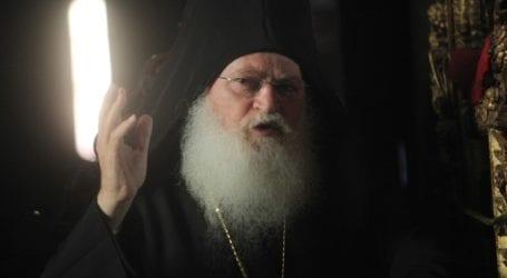 Αγωνία και στον Βόλο για τον ηγούμενο Εφραίμ: Διασωληνώθηκε στον Ευαγγελισμό με κορωνοϊό