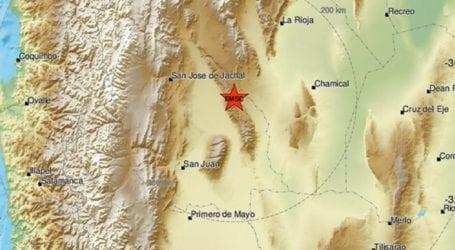 Σεισμός 5,1 Ρίχτερ στην Αργεντινή