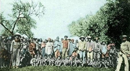 Η Γερμανία αναγνωρίζει τη γενοκτονία της Ναμίμπια