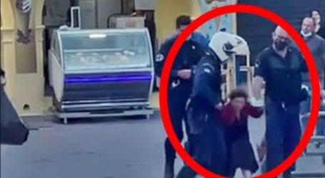 Σάλος με βίντεο που δείχνει σύλληψη γυναίκας επειδή τραγουδούσε σε πλατεία