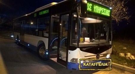 Αναγνώστης καταγγέλλει «τρελή πορεία» αστικού λεωφορείου