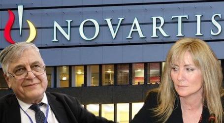 Αιφνιδιαστική τροπή στην υπόθεση Novartis
