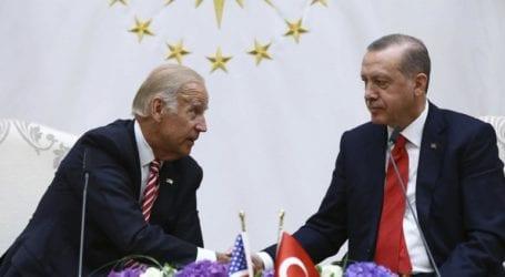Μπάιντεν-Ερντογάν θα έχουν εκτεταμένη συζήτηση για τις διμερείς σχέσεις