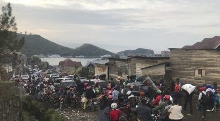 Σταδιακή επιστροφή των εκτοπισμένων λόγω του ηφαιστείου Νιραγκόνγκο