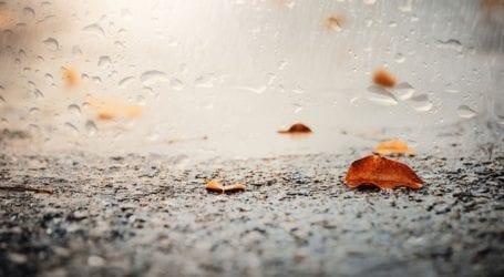 Βροχές και καταιγίδες σε αρκετά μέρη της χώρας την Τετάρτη