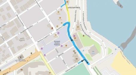 Παραλιακός δρόμος στον Δήμο Ραφήνας γίνεται πεζόδρομος πιλοτικά αυτό το καλοκαίρι