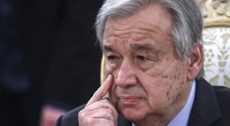 Το Συμβούλιο Ασφαλείας του ΟΗΕ στηρίζει τον Αντόνιο Γκουτέρες για μια δεύτερη θητεία