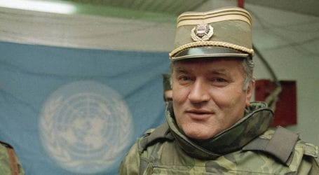 Οριστικά ισόβια για τον στρατηγό Ράτκο Μλάντιτς