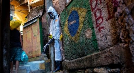 2.378 θάνατοι το τελευταίο 24ωρο στη Βραζιλία