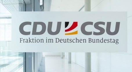 Η Χριστιανική Ένωση (CDU/CSU) ενισχύει το προβάδισμά της έναντι των Πρασίνων