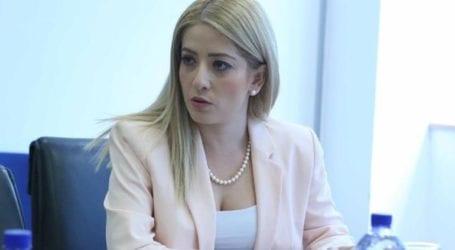 Η Αννίτα Δημητρίου πρώτη γυναίκα πρόεδρος της Βουλής