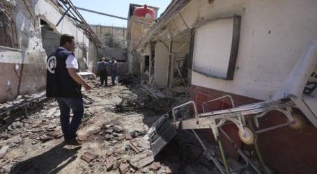 Εκτός λειτουργίας το νοσοκομείο που βομβαρδίστηκε στην Αφρίν