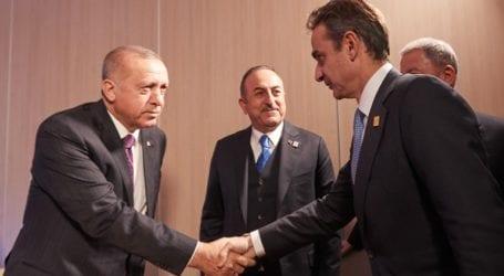 Στις Βρυξέλες για τη Σύνοδο Κορυφής του ΝΑΤΟ ο πρωθυπουργός