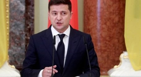 Ο Ζελένσκι χαιρετίζει τη θέση του ΝΑΤΟ για την ένταξη της Ουκρανίας στη Συμμαχία