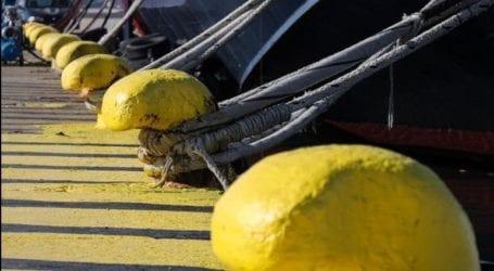 «Δεμένα» την Τετάρτη τα πλοία στα λιμάνια Κέρκυρας, Ηγουμενίτσας και Λευκίμμης