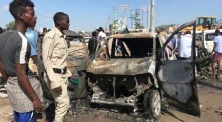 Τουλάχιστον δέκα νεκροί σε επίθεση βομβιστή-καμικάζι στη Μογκαντίσου