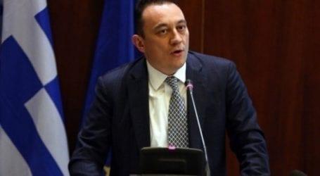 Συνάντηση Κ. Βλάση με τον περιφερειάρχη Κ. Μακεδονίας Απ. Τζιτζικώστα