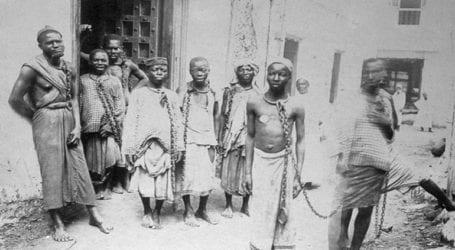 Η 19η Ιουνίου κηρύσσεται αργία για την κατάργηση της δουλείας