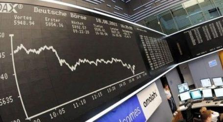 Πτώση μετά τα ρεκόρ για τις Ευρωαγορές
