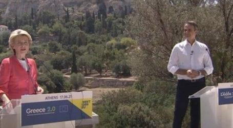 Το Σχέδιο «Ελλάδα 2.0» ανήκει στον ελληνικό λαό και θα μεταμορφώσει την ελληνική οικονομία