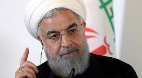 Ο απερχόμενος πρόεδρος Ροχανί κάλεσε τους Ιρανούς να συμμετάσχουν μαζικά στις εκλογές
