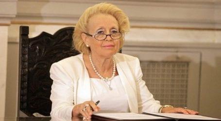 Το ΣτΕ απέρριψε την αίτηση της Βασιλικής Θάνου για τη θέση της Προέδρου της Επιτροπής Ανταγωνισμού