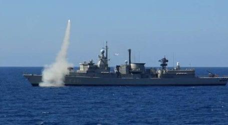 Εντυπωσιακές εικόνες από τη ναυτική άσκηση «ΛΟΓΧΗ» δυτικά της Κρήτης