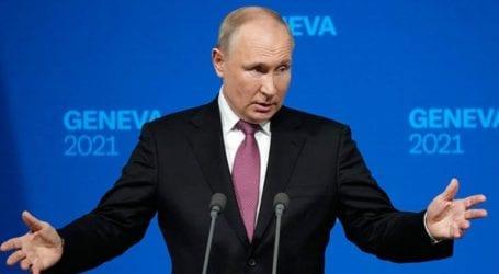 Ο Πούτιν συνεχάρη τον Εμπραχίμ Ραϊσί για τη νίκη του στις ιρανικές προεδρικές εκλογές