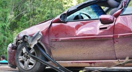 Κρήτη: Τροχαίο ατύχημα στη Χερσόνησο